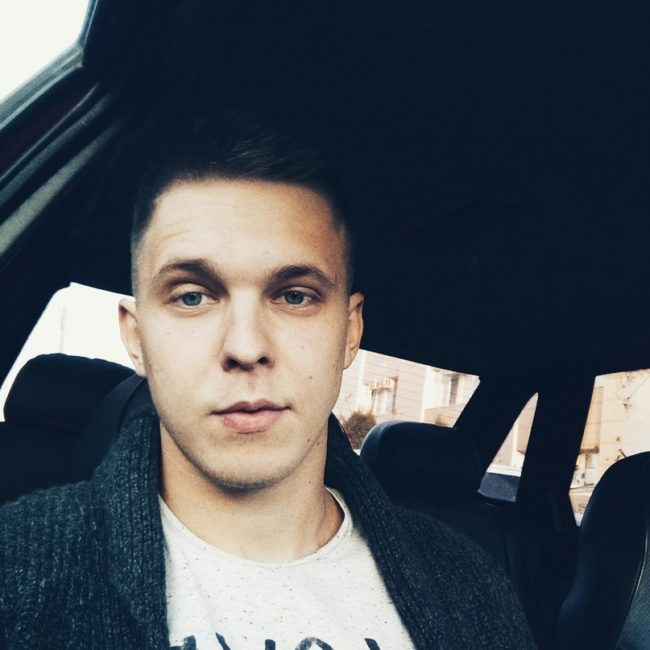 Тимур Дмитриевич Безуглый
