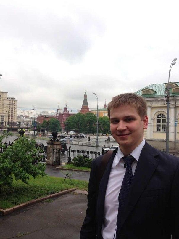 Антон Лядов