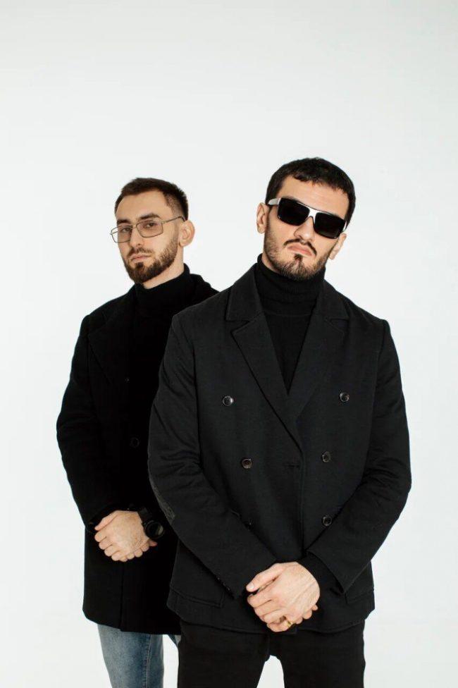 Идрис Махиев и Осман Сусаев