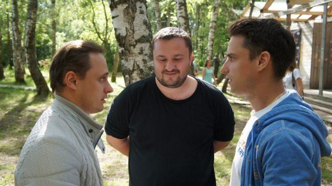 Адвокат Егоров с друзьями
