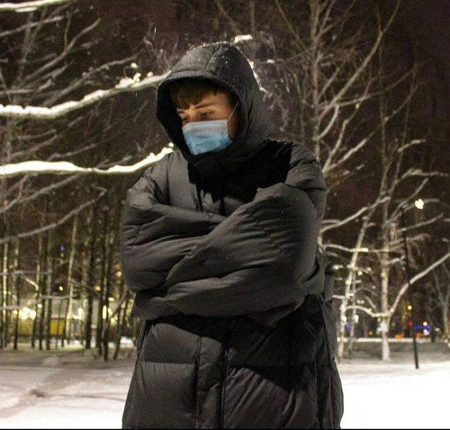 Kostromin фото зимой