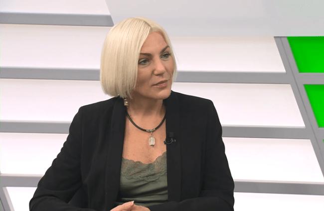 Марина Макиша на шоу