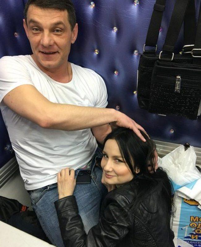 Дмитрий Солдатов и подруга фото