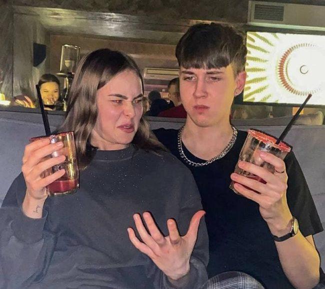 Kostromin и девушка фото