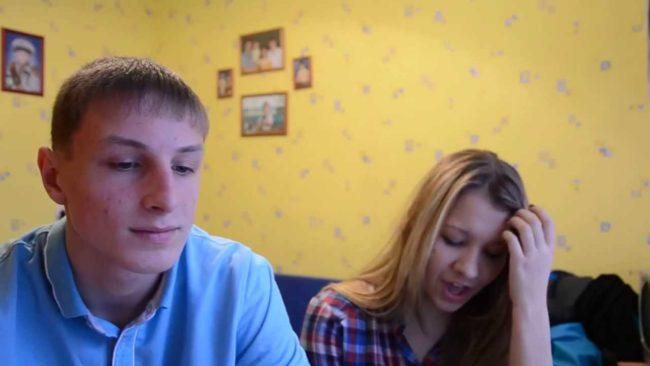 Ульяна Молокова и Николай Цыганков видео