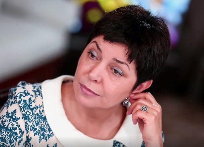 Наталья Барбье фото