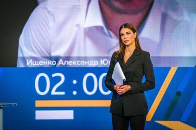 Ольга Петрикова эфир